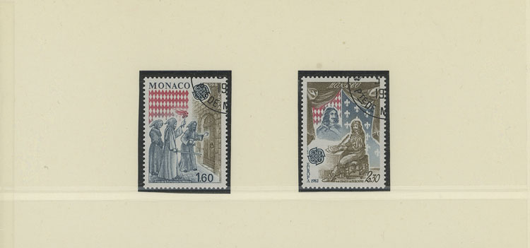 Lot 11 - topic europa Lots and Collections -  Guillermo Jalil - Philatino Auction # 2141 WORLDWIDE + ARGENTINA: General November auction
