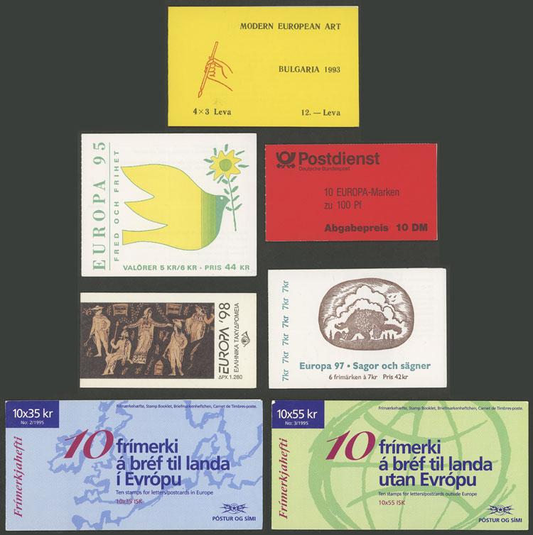 Lot 12 - topic europa Lots and Collections -  Guillermo Jalil - Philatino Auction # 2141 WORLDWIDE + ARGENTINA: General November auction